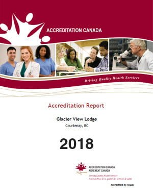 GVL Accreditation Report 2018