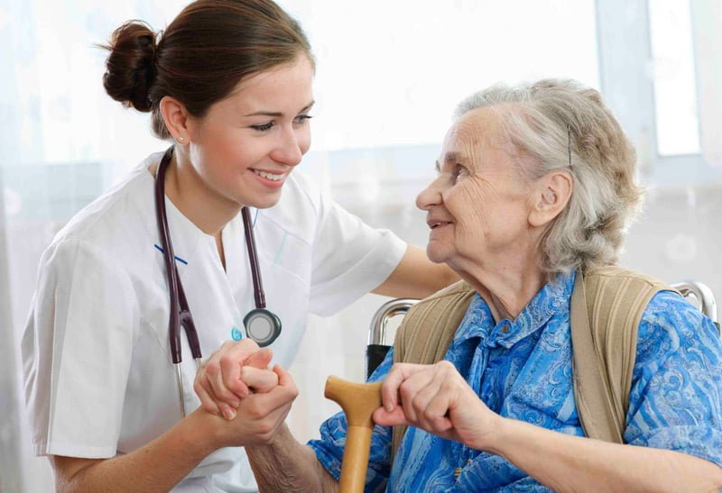 employment Elderly are comox valley